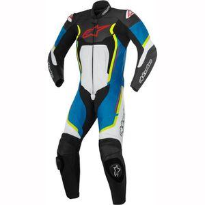 COMBINAISON DE PILOTE Moto Alpinestars Motegi Costume en cuir V2 1 Piece