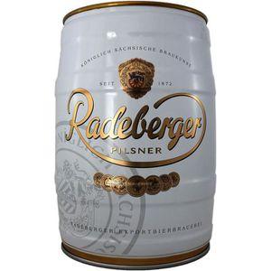 BIÈRE Fut bière 5L Radeberger Pilsner