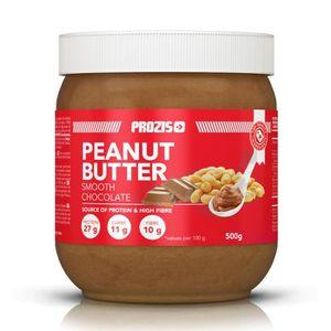 BEURRE DE CACAHUÈTE PROZIS - Beurre de Cacahuète au Chocolat 500 g