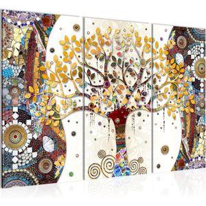 TABLEAU - TOILE Tableau decoration murale Gustav Klimt - Arbre de