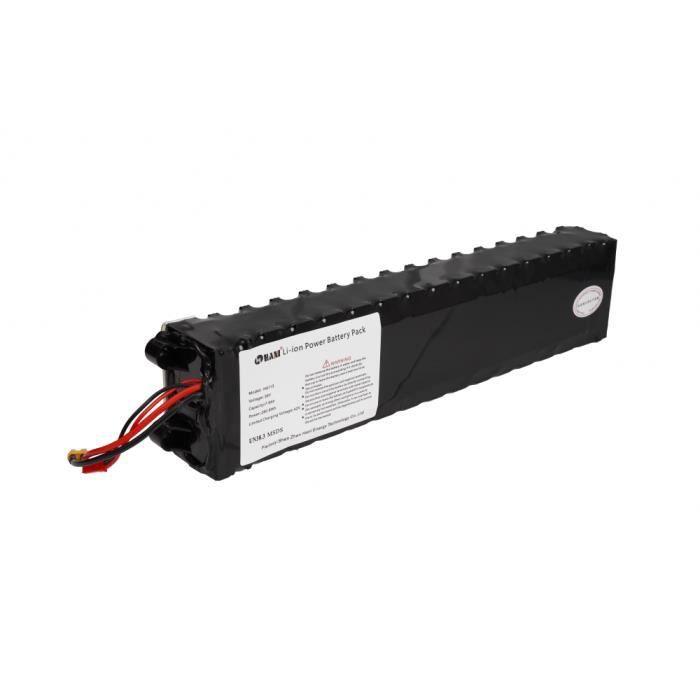 Stock en Europe!!! Batterie pour Trottinette et Vélo électrique HA113-4 36V 7.8Ah 280.8Wh