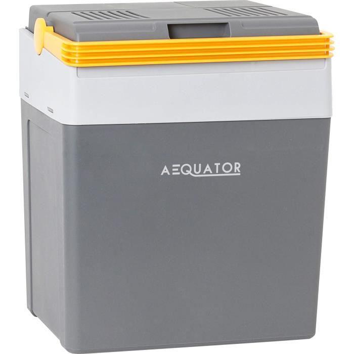 Aequator LUMI 28, Réfrigérateur portable, 28 Liter, Glacière électrique portable, Chaud-froid, 28L, 12-230V (0826042N.AE)