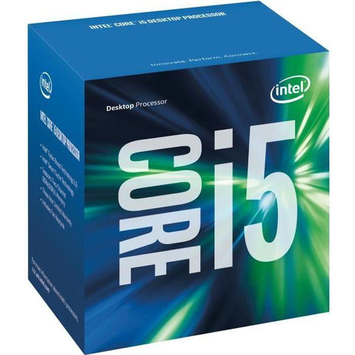 Intel Core Intel Core i5 7400 Processor (6M Cache, up to 3.