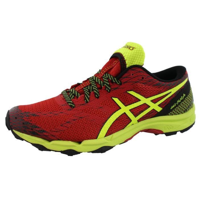 ASICS Hommes Gel Fuji Lyte Trail Running Shoes SL5Z0 Taille-39