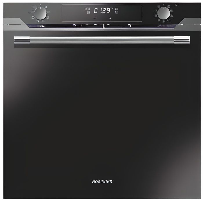 Four encastrable pyrolyse RFZP657 IN WIFI 75 L Sublime Pro Inox