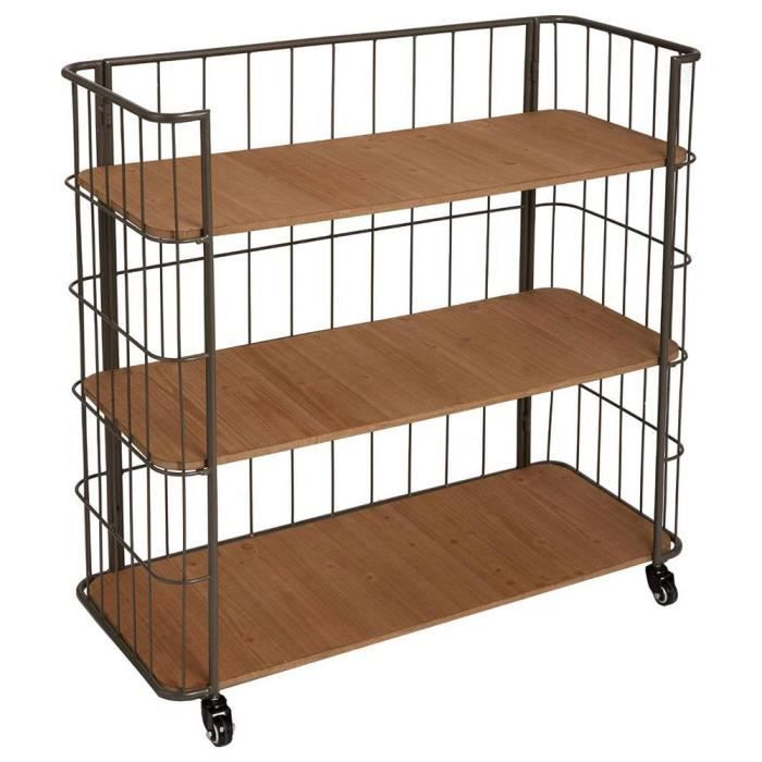 etagere metal achat vente etagere metal pas cher. Black Bedroom Furniture Sets. Home Design Ideas