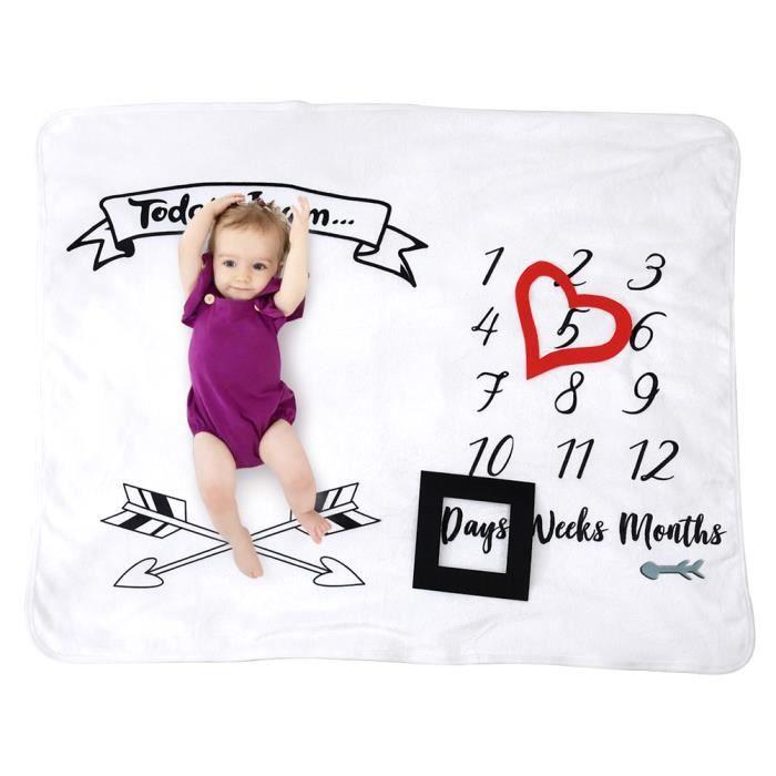 Photographie Décor Bébé Serviette Manteau Couverture à Capuche Vêtement D/'enfant