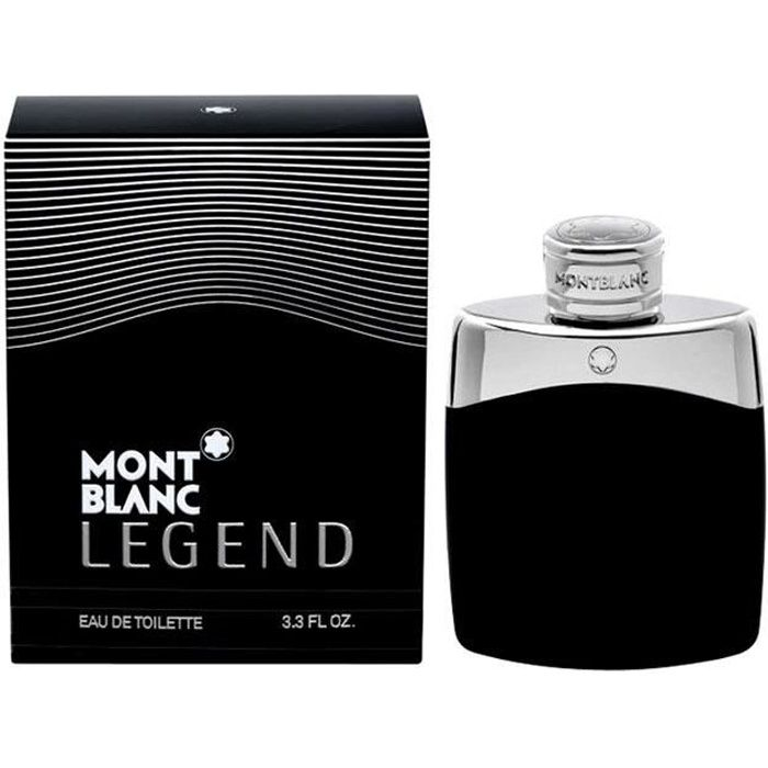 Legend Spray Edt Mont 100ml Blanc E2ID9H