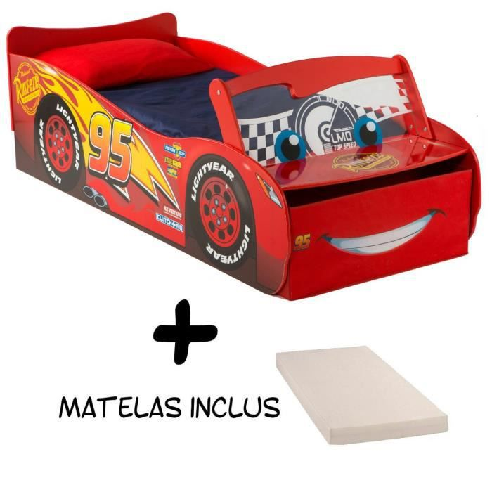 mcqueen cars disney achat vente jeux et jouets pas chers. Black Bedroom Furniture Sets. Home Design Ideas