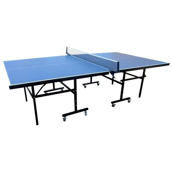table de ping pong d 39 int rieur prix pas cher cdiscount On table ping pong interieur