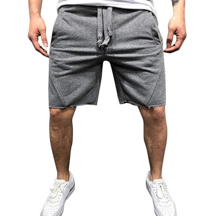 Minetom Short Homme Sport Jogging D'entraî