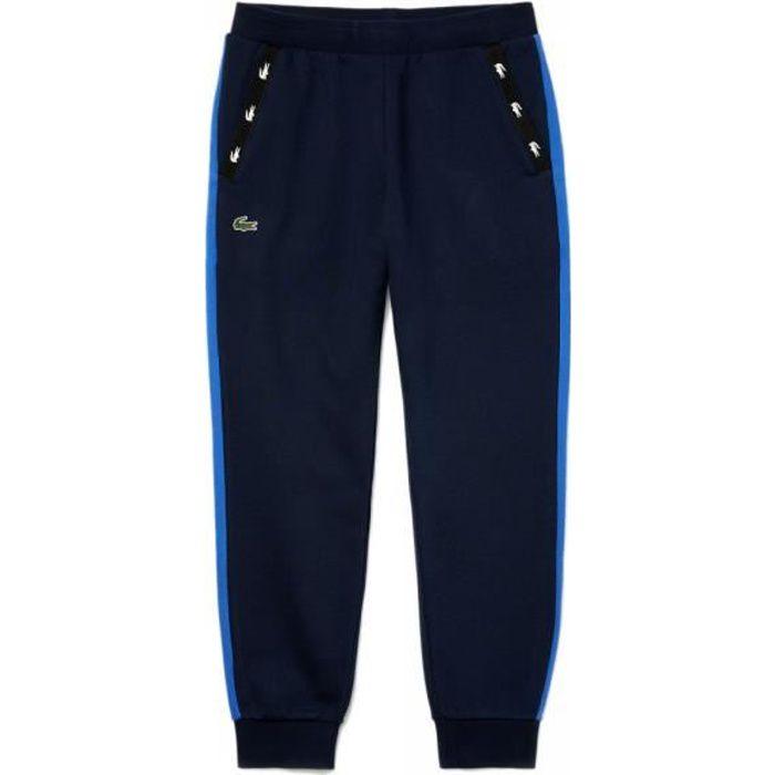 Pantalon de survêtement Lacoste Bleu - Achat