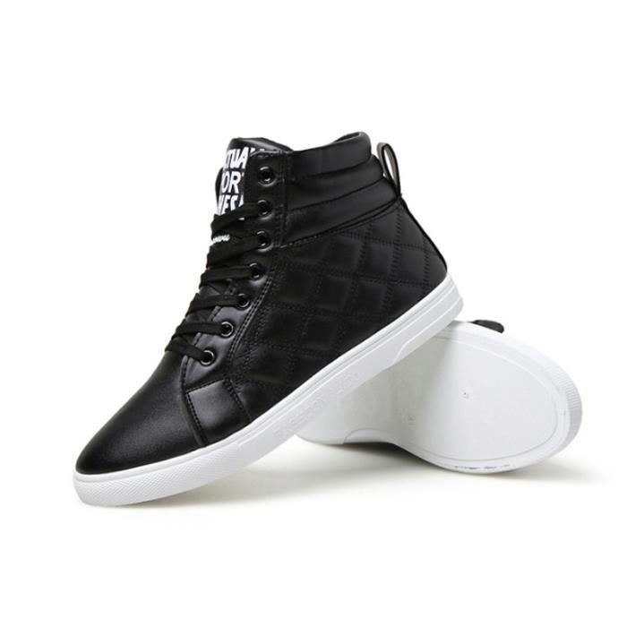 2018 chaussures montantes Mode Chaussure Homme Basket Homme Skate Shoes
