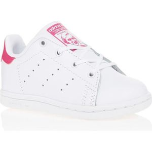 best sneakers 1f071 771f9 BASKET ADIDAS Baskets Stan Smith - Bébé fille - Blanc et