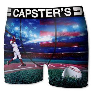 BOXER - SHORTY CAPSTER Boxer Homme Baseball