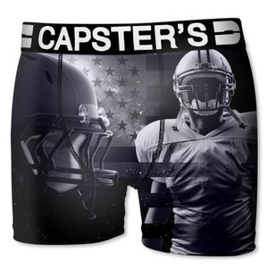 BOXER - SHORTY CAPSTER Boxer Homme Football