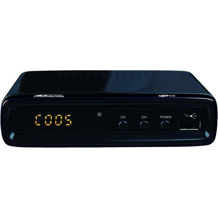 TAKARA SL99BP Décodeur TNT HD - HDMI x 1 - MP3 - MPEG4