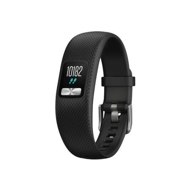 GARMIN Vivofit 4 Bracelet d'activité - Noir - Taille S/M