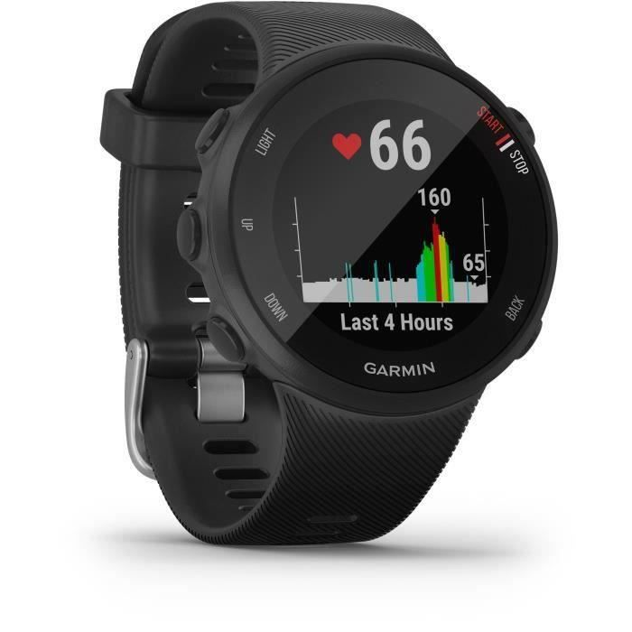 Garmin Forerunner® 45 - Montre de course GPS connectée - Small - Noir