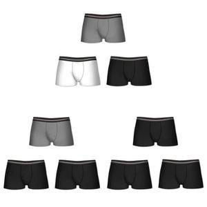 1//4//6 il Pack Slip Boxer Sous-vêtements Slip Garçon Taille 92-164 # 1