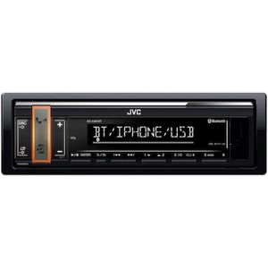 AUTORADIO JVC Autoradio Bluetooth - USB - Iphone KD-X361BT
