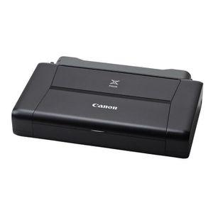 IMPRIMANTE CANON Imprimante Jet d'encre Portable PIXMA iP110