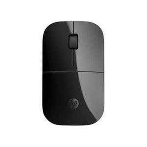 SOURIS HP Souris Wireless Z3700 V0L79AA - Noir onyx