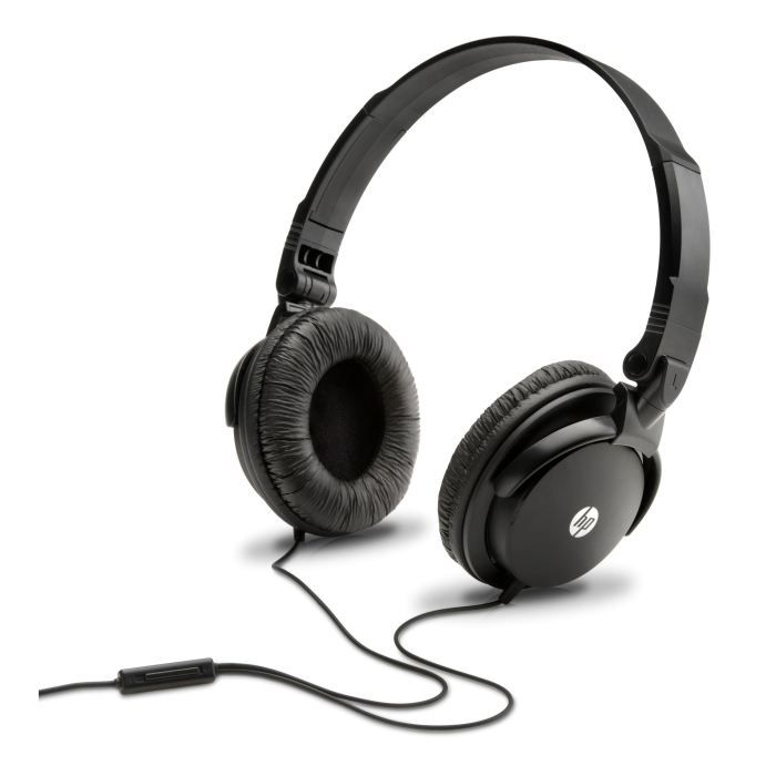 hp micro casque filaire achat vente casque microphone hp headset h2500 cdiscount. Black Bedroom Furniture Sets. Home Design Ideas