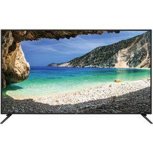 Téléviseur LED CONTINENTAL EDISON TV LED 4K UHD -75