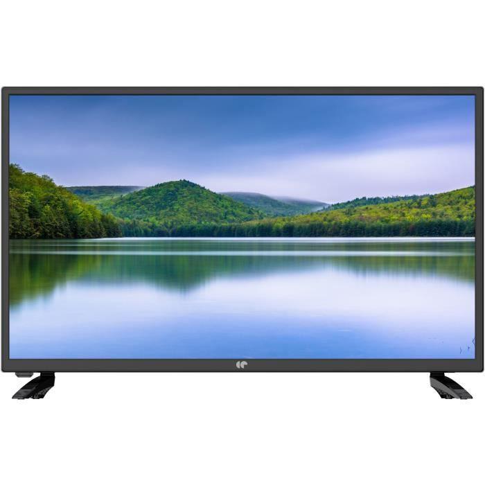 """Téléviseur LED Continental Edison Smart TV LED 40"""" Full HD You Tu"""