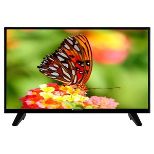 Téléviseur LED Continental Edison Smart Wifi TV 32' HD You tube N