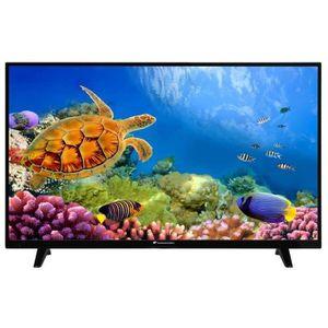 Téléviseur LED Continental Edison TV 49'(123cm) 4KUHD (3840x2160)