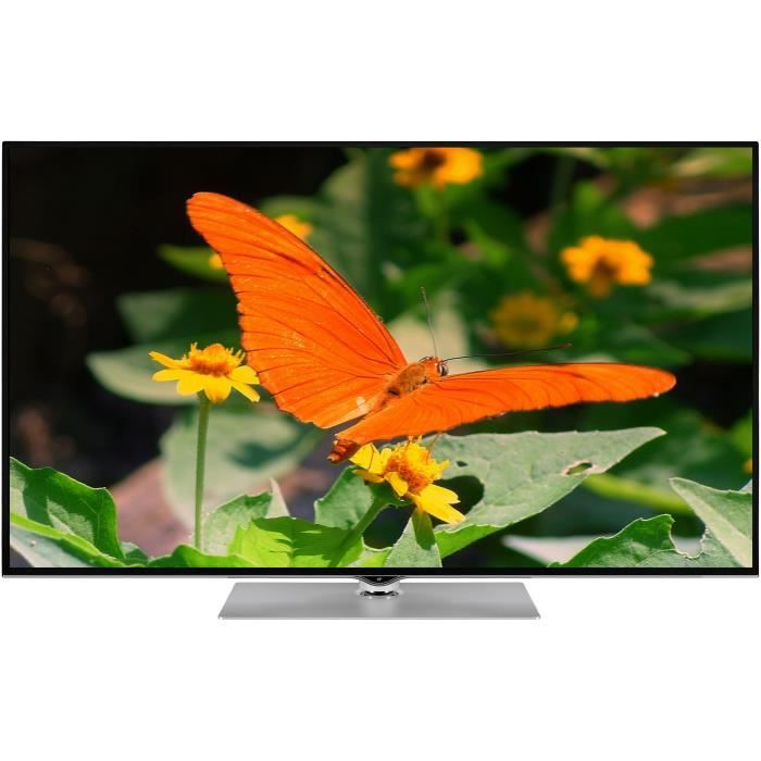 "Téléviseur LED CONTINENTAL EDISON SMART TV LED 4K UHD - 65"" (165"