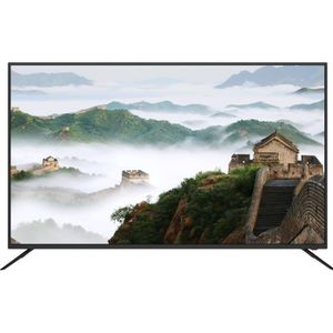 Téléviseur LED CONTINENTAL EDISON TV LED 4K UHD 58' (147 cm) - Ré