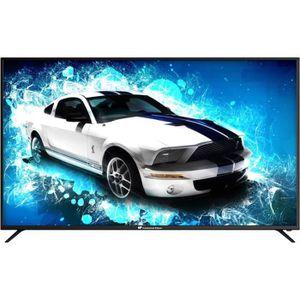 Téléviseur LED CONTINENTAL EDISON TV 65' (165 cm)  4K UHD (3840x2