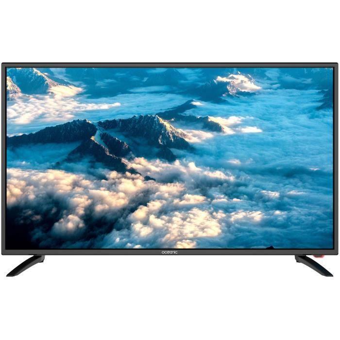 Téléviseur LED OCEANIC TV LED Full HD 100cm (39,5'') - 1920 x 108