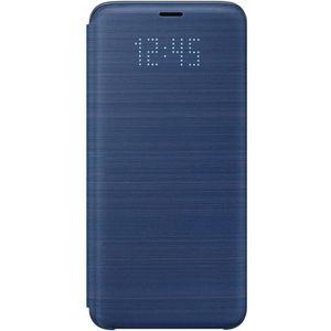HOUSSE - ÉTUI Samsung Etui Folio LED View Cover pour Galaxy S9 -