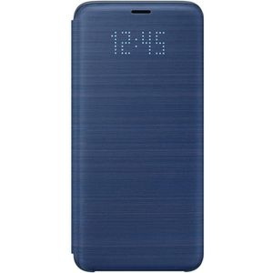 HOUSSE - ÉTUI Samsung LED View Cover S9 - Bleu