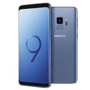 SMARTPHONE Samsung Galaxy S9 Bleu Corail - Double Sim