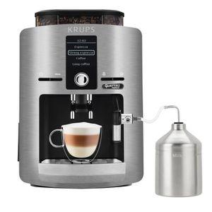 MACHINE À CAFÉ KRUPS YY3069FD Machine à café automatique avec bro