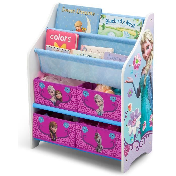 la reine des neiges meuble de rangement enfant. Black Bedroom Furniture Sets. Home Design Ideas