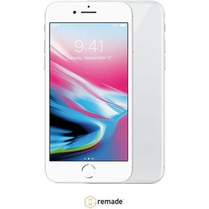 SMARTPHONE Smartphone Apple iPhone Remade  8 Plus Silver Arge