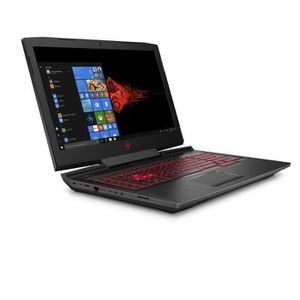 "Vente PC Portable OMEN by HP PC Portable 17-an119nf - 17,3""FHD - Intel® Core™ i5-8300H - RAM 8Go - Stockage 256Go SSD + 1To HDD - GTX1050 - Win 10 pas cher"