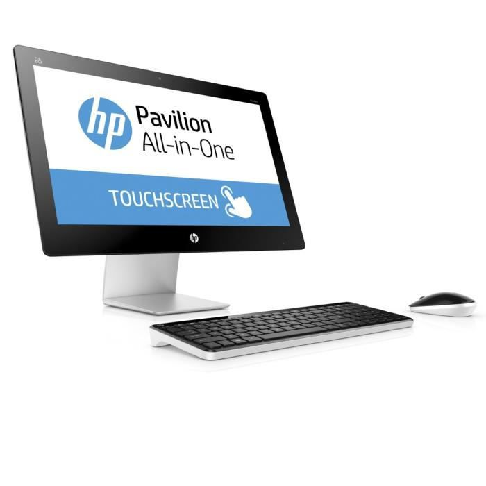 hp pavilion pc tout en un tactile 23 ram 4 go intel core i5 4460u amd radeon r7 a360. Black Bedroom Furniture Sets. Home Design Ideas