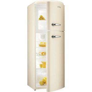 RÉFRIGÉRATEUR CLASSIQUE GORENJE RF-60309OC - Réfrigérateur armoire congéla