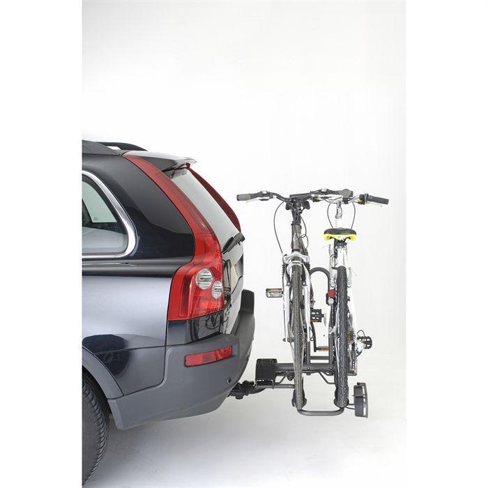 PORTE-VELO MOTTEZ Porte vélos sur attelage - 2 vélos