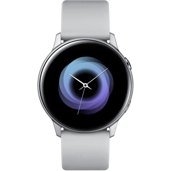 MONTRE CONNECTÉE Montre connectée Samsung Galaxy Watch Active - Gri