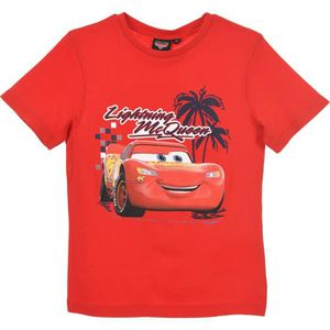 T-SHIRT CARS 3 T-shirt manches courtes Garçon 100% Coton R