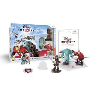 JEU WII DISNEY INFINITY - PACK DE DEMARRAGE / Wii