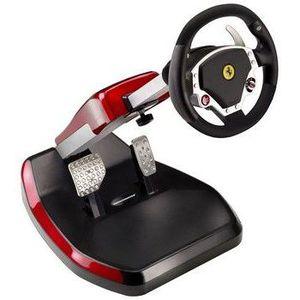 VOLANT JEUX VIDÉO Ferrari Wireless GT Cockpit 430 Scuderia Edition